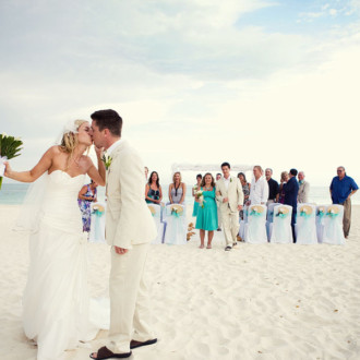 Mexico Wedding at Secrets Maroma Beach