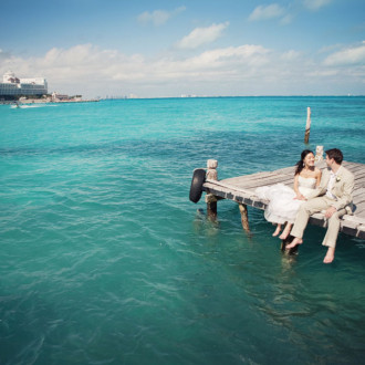 Destination Wedding Hyatt Ziva Cancun Mexico